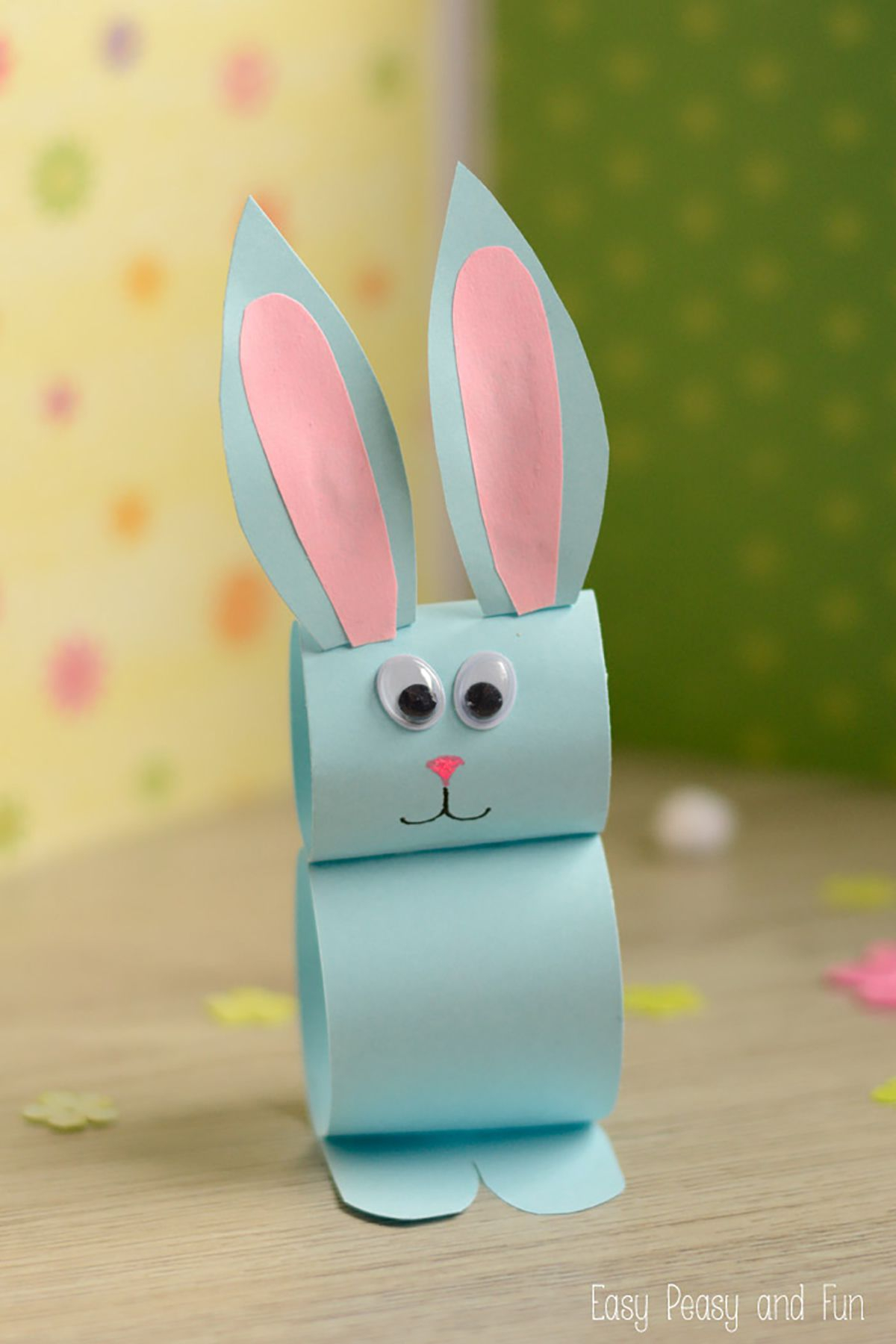 Easy Paper Craft Ideas For Kids 48 Easter Crafts For Kids Fun Diy Ideas For Kid Friendly Easter