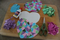 Fun Crafts With Construction Paper Coloured Construction Paper Bakersbeans Blog