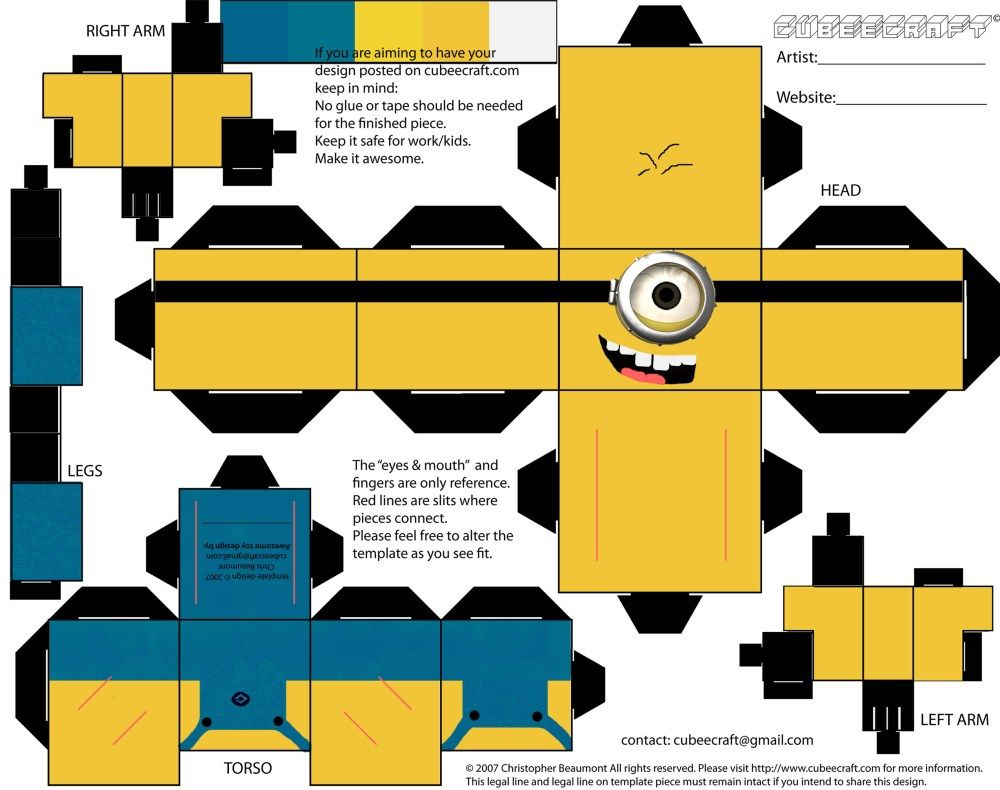 Handmade Paper Craft Gifts You can Make Right Now Paper Craft Kids Crafts Pinterest Minion Craft Minion Gifts