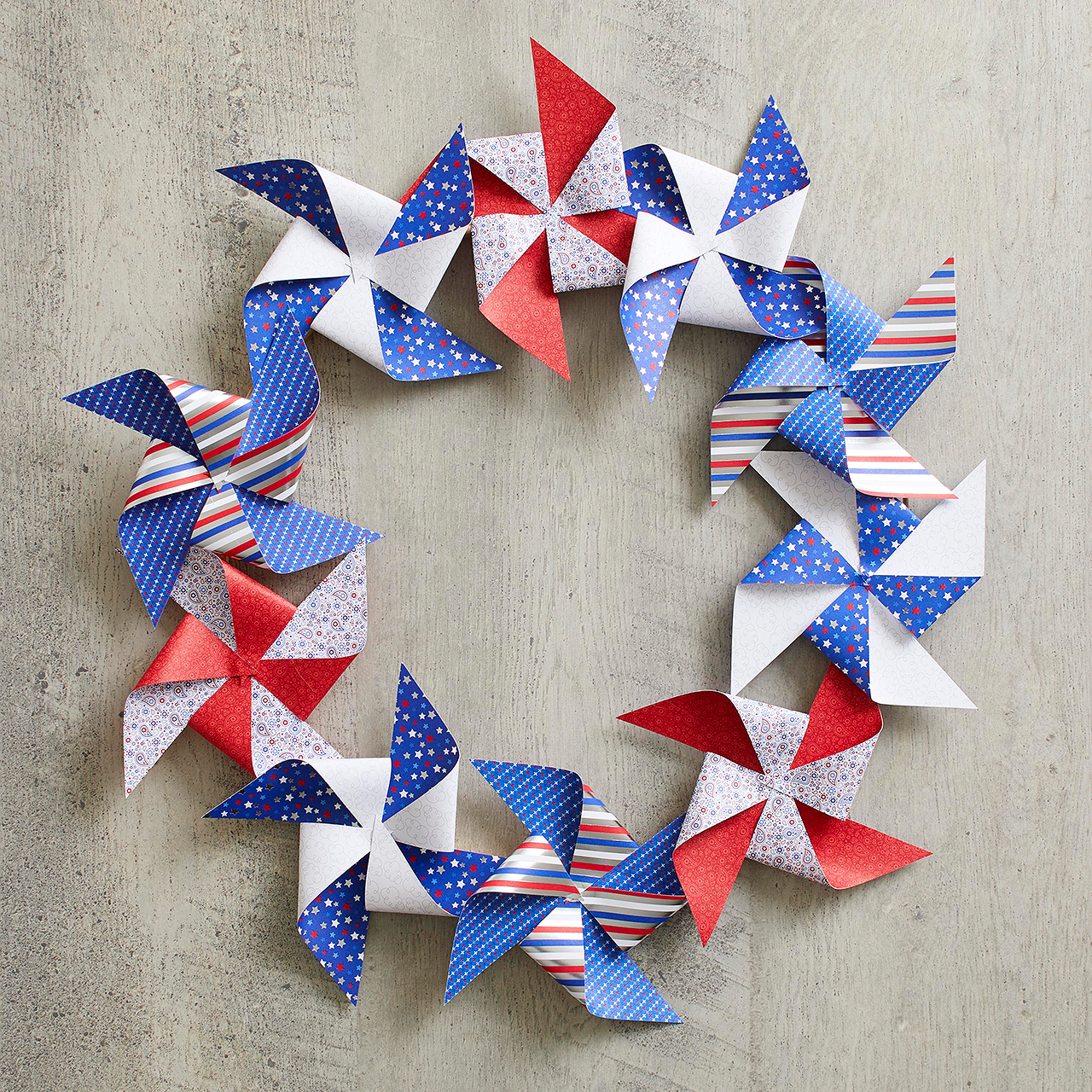 Home crafts you can make with paper 25 Fast And Fun 4th Of July Crafts You Can Make Right Now