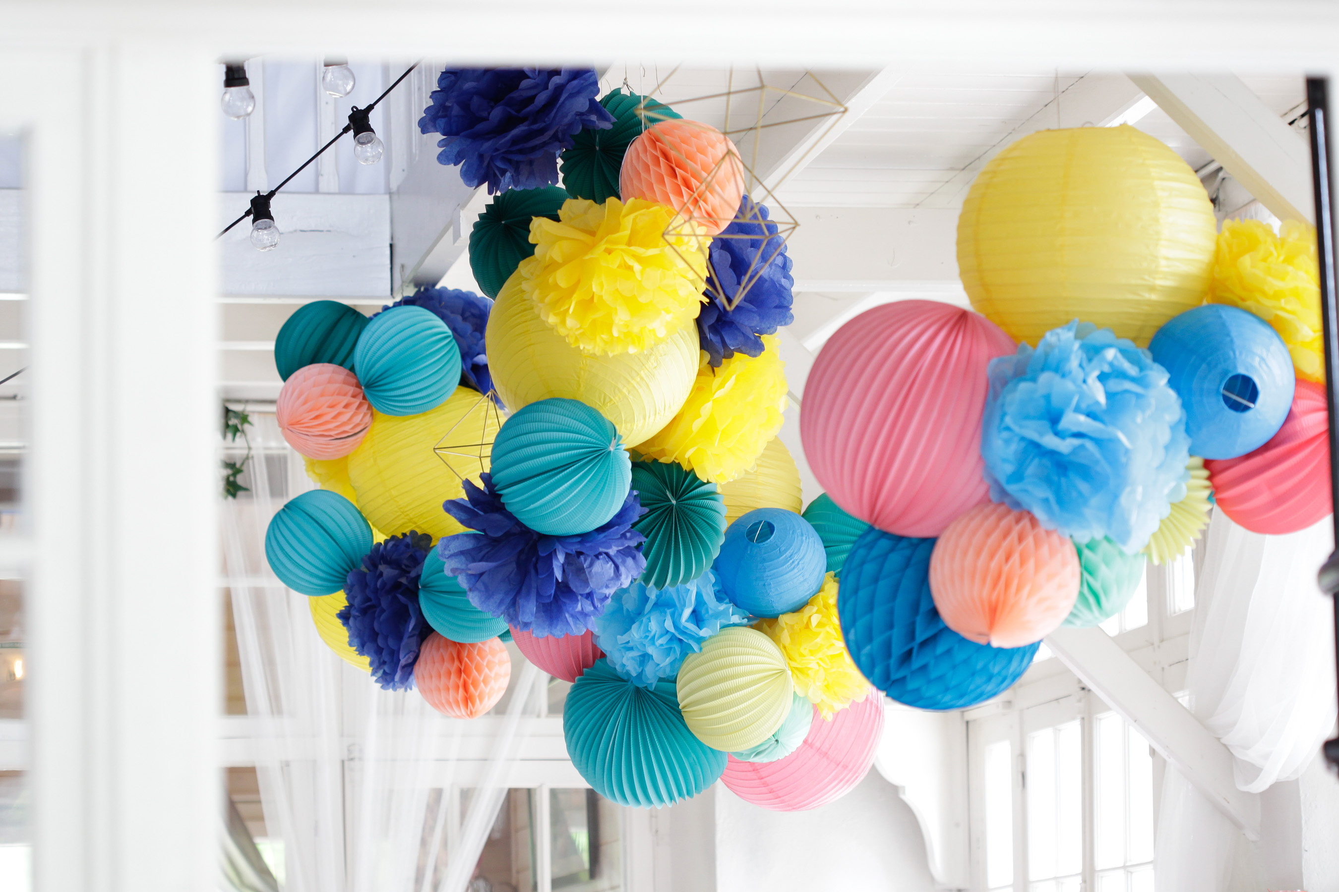 How to Make Japanese Paper Lanterns Craft for Kids How To Decorate Your Wedding With Paper Lanterns