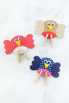 Kids Paper Crafts How To Make An Easy And Fun Paper Bird Craft