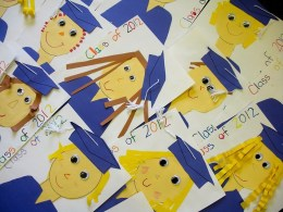 Kindergarten Paper Crafts Countdown To Graduation School Pinterest Kindergarten