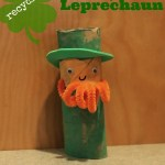 Leprechaun Toilet Paper Roll Craft Toilet Paper Roll Leprechaun St Patricks Day Leprechaun Toilet