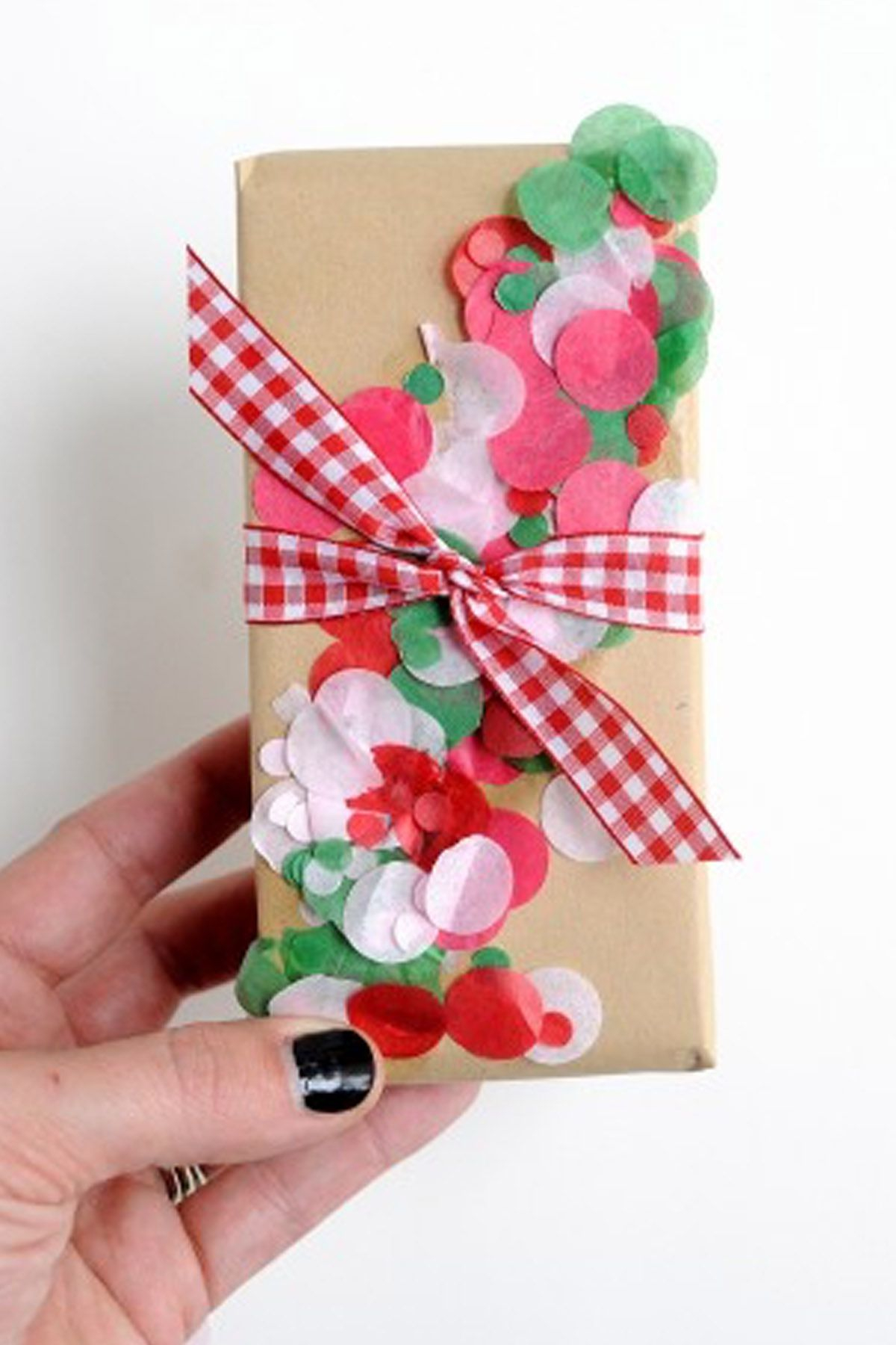 Make reuse crafts with wrapping paper leftover 45 Christmas Gift Wrapping Ideas Creative Diy Holiday Gift Wrap