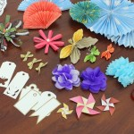 Make Reuse Crafts With Wrapping Paper Leftover Easy Gift Wrapping Ideas With Paper Flowers Paper Fan Diy Gift