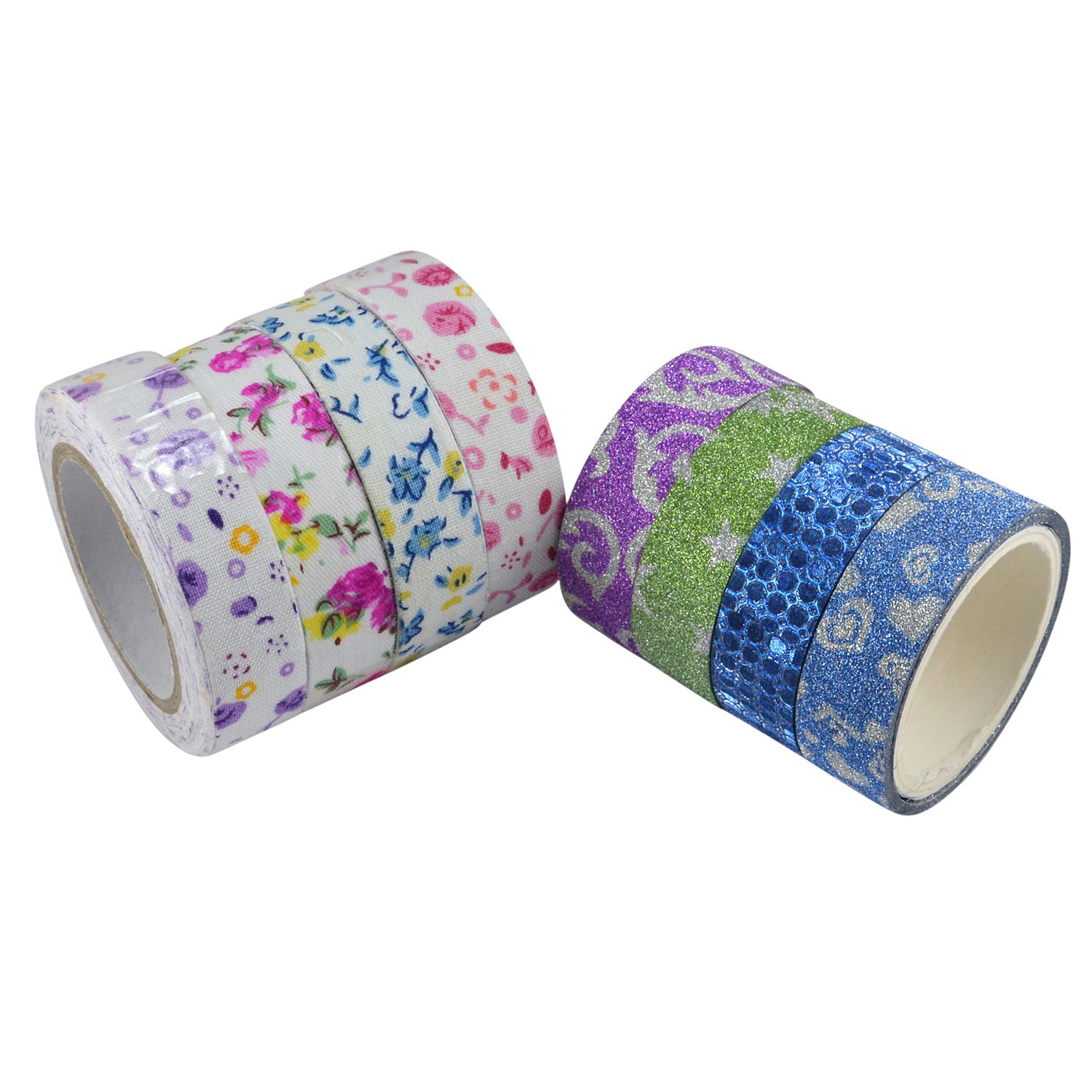 Make reuse crafts with wrapping paper leftover Saamarth Impex 4 Fabric 4 Paper Roll Crafts Gift Wrapping Paper