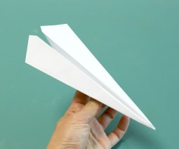 Paper Airplane Craft How To Make The Fastest Paper Airplane 8 Steps With Pictures