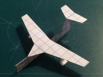 Paper Airplane Craft How To Make The Jetstream Paper Airplane 5 Steps