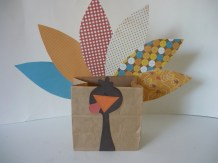Paper Bag Craft Ideas Small Fry Co Easy Turkey Brown Bag Project