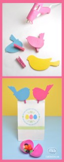 Paper Bag Craft Ideas Spring And Easter Paper Bag Printing Ideas With Free Printables