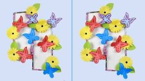 Paper Crafts For Wall Decor Easy And Cool Crafts With Paper Paper Flower Paper Craft Wall