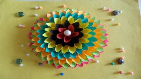 Paper Crafts For Wall Decor Paper Craft Work For Home Decoration Crafts And Arts