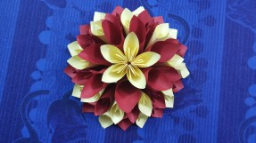 Paper Crafts For Wall Decor Paper Flower Decoration Ideas How To Learn Diy Quick And Easiest Way