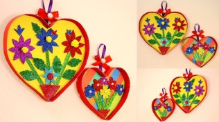 Paper Crafts For Wall Decor Wall Decorations With Paper Paper Craft Ideas For Room Decoration