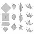 Paper Crafts Instructions Paper Crafts Origami For Kids Turkey Origami Instructions