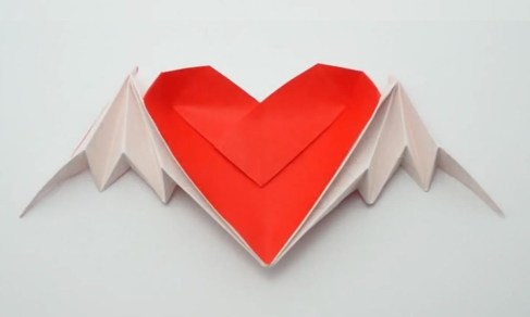 Paper Folding Crafts Instructions 10 Easy Last Minute Origami Projects For Valentines Day Origami