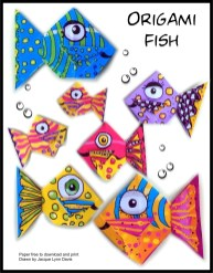 Paper Folding Crafts Instructions Origami Paper Folding Free Printable Papercraft Templates