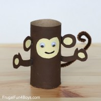 Paper Towel Roll Craft Paper Roll Animals Frugal Fun For Boys And Girls