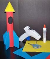 Paper Towel Roll Craft Space Alien Crafts Arrowskidsclub