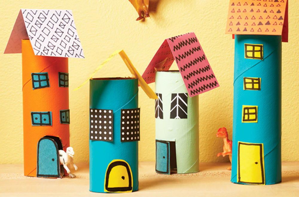 Recycled Paper Towel Tubes Crafts for Kids 10 Inspirational Gallery Of Crafts With Paper Towel Rolls For