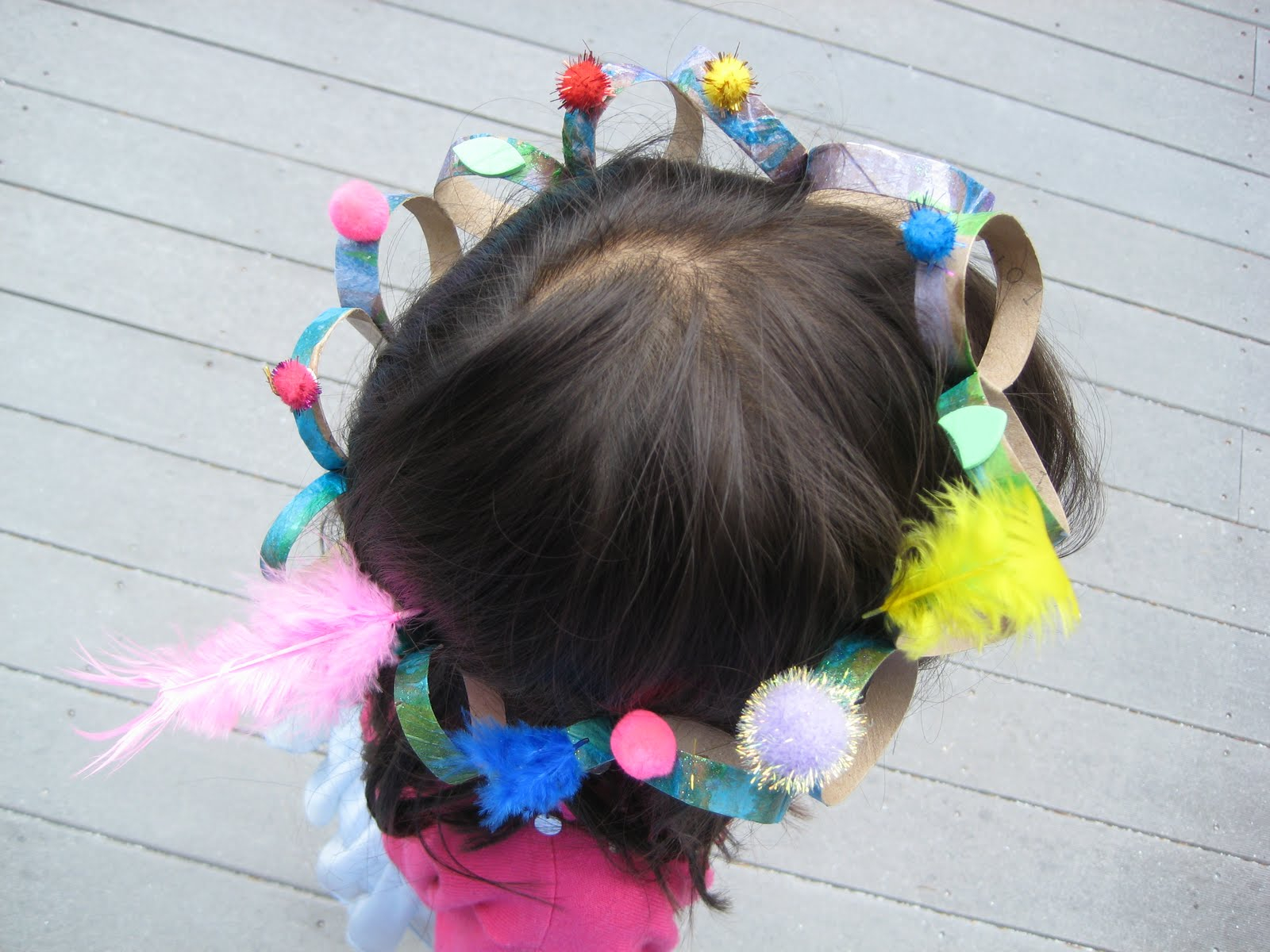 Recycled Paper Towel Tubes Crafts for Kids 4 Crazy Kings Paper Towel Tube Craft Crowns