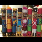 Recycled Paper Towel Tubes Crafts For Kids Craft With Paper Towel Rolls New Paper Towel Roll Nutcrackers