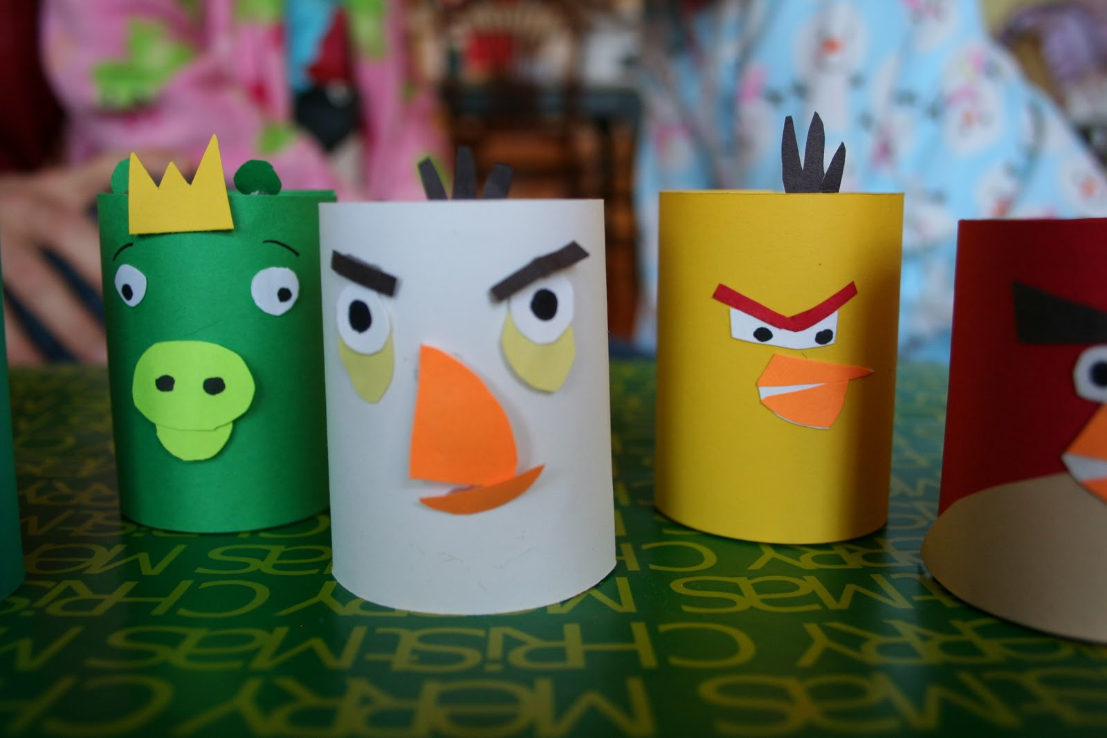 Recycled Paper Towel Tubes Crafts for Kids Crafts With Toilet Paper Rolls And Paper Towel Rolls Lovely Pink And