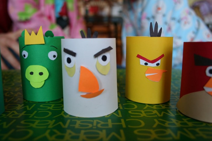 Recycled Paper Towel Tubes Crafts for Kids