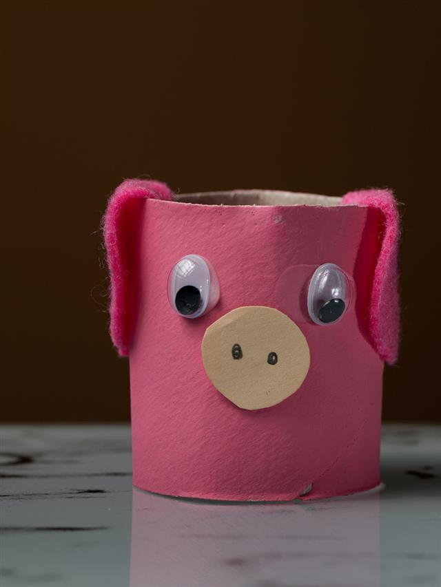 Recycled Paper Towel Tubes Crafts for Kids Incredibly Cute Paper Towel Roll Craft Ideas For The Creative Minds