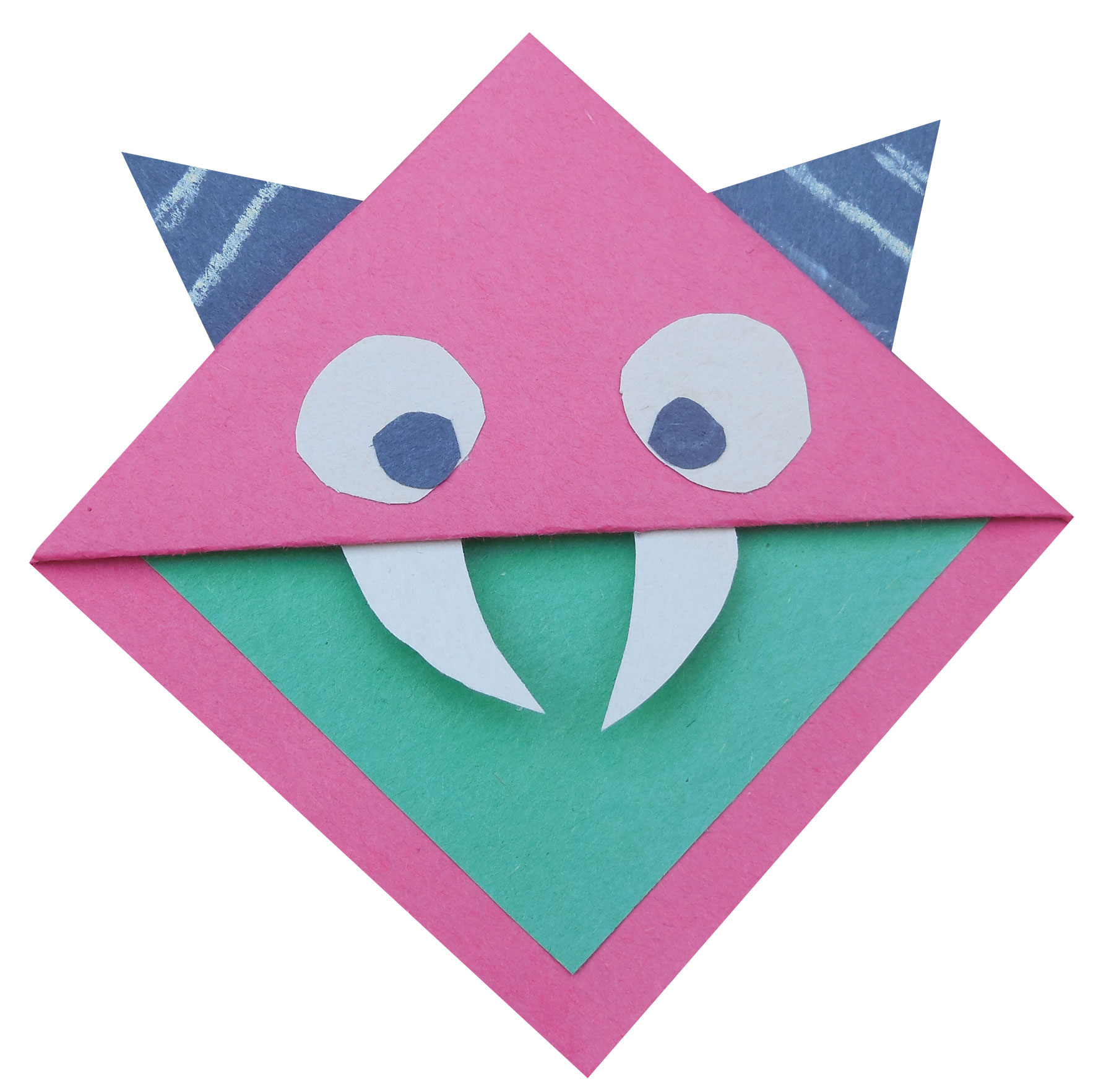 Simple and Cute Construction Paper Crafts for Kids Crafts Bazoof Magazine