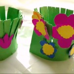 Simple Crafts Using Paper To Add New Accessory At Home Craft Ideas With Paper Easy Home Design Ideas