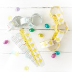 Simple Crafts Using Paper To Add New Accessory At Home Easter Paper Chains 100 Paper Chains Easter Party Etsy