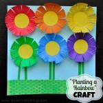 Sunflower Paper Plate Craft 30 Flower Crafts For Kids