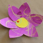 The Simple Paper Crafts For Toddlers Using Scissor Skill 20 Gorgeous Flower Crafts Crafts For Kids