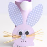 The Simple Paper Crafts For Toddlers Using Scissor Skill 40 Simple Easter Crafts For Kids One Little Project