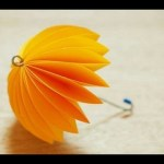 The Simple Paper Crafts For Toddlers Using Scissor Skill Diy Paper Crafts For Kids How To Make Beautiful Umbrella