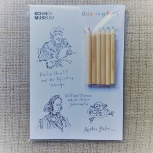 Quentin Blake Science Museum, Inspirational gifts