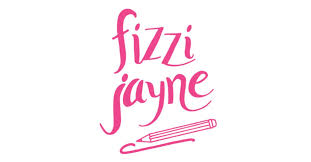 Fizzi Jayne logo - Family and Friends