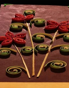 How to make  quilling paper wall hanging also online peppy rh crafts