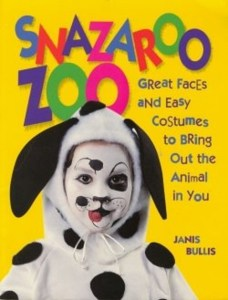 Snazaroo Zoo Book