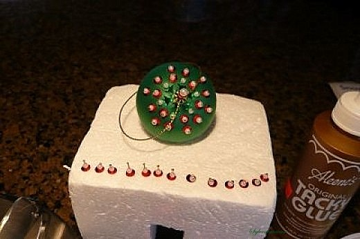 Tutorial:  How to Make Beaded Ornaments