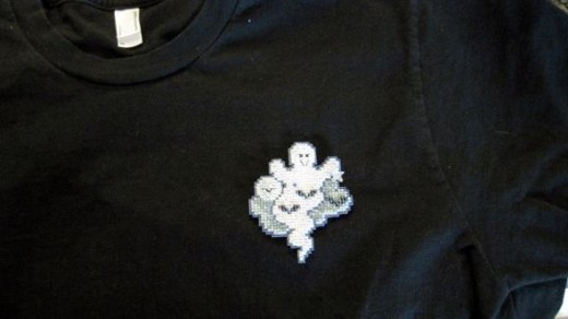 Beaded Cross Stitch Instructions