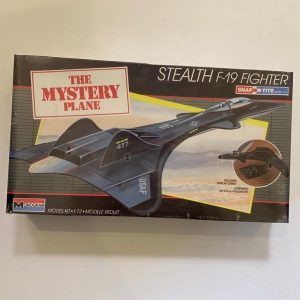 Stealth F-19 Fighter