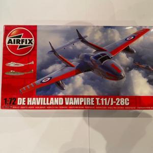 AIRFIX De Havilland Vampire