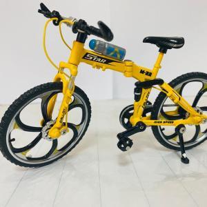 Yellowmountain foldable cycle