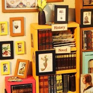 Rolife DIY Dollhouse Miniatures Craft Kits