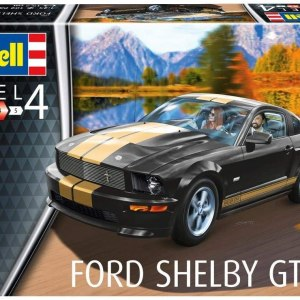 Ford shelby GT-H2006 1:25 Level 4
