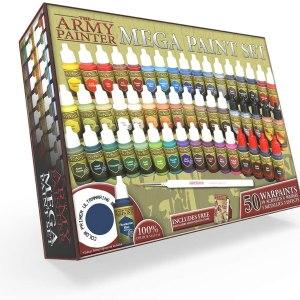 The Army Painter Miniature Paint Set 3