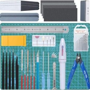 Podoy Gundam Model Tools Kit Professional 37 Pcs